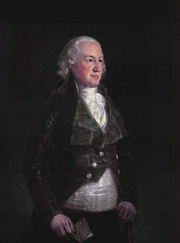 Портрет Педро де Алькантара Тельеса Хирон, маркиза де Пеньяфель, герцога Осуна, 1785