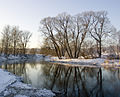 The Istra river - New Jerusalem, Russia - panoramio.jpg