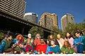 The Last Supper Human Statues in Sydney Australia (14829794843).jpg