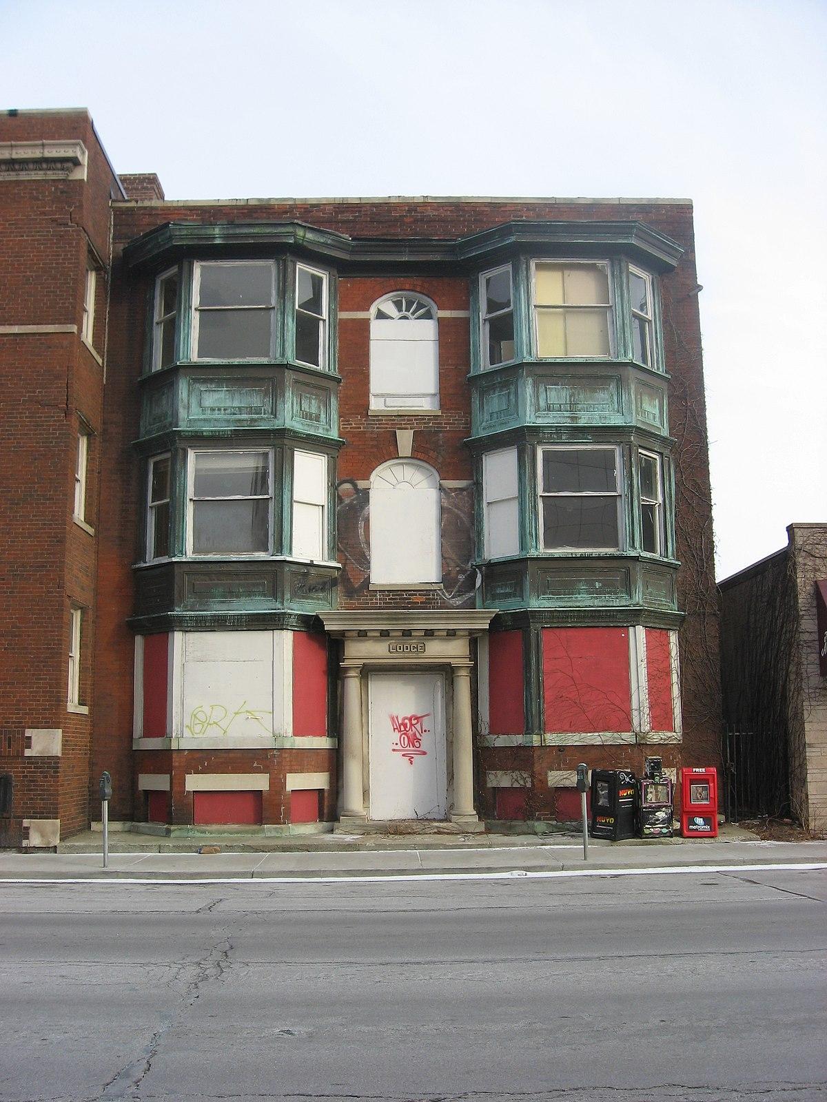 The Indiana Insider Blog: The Lodge (Indianapolis, Indiana)