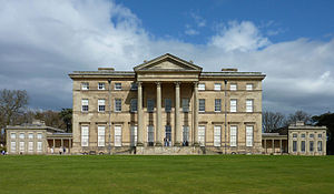 1785 in architecture - Attingham Park