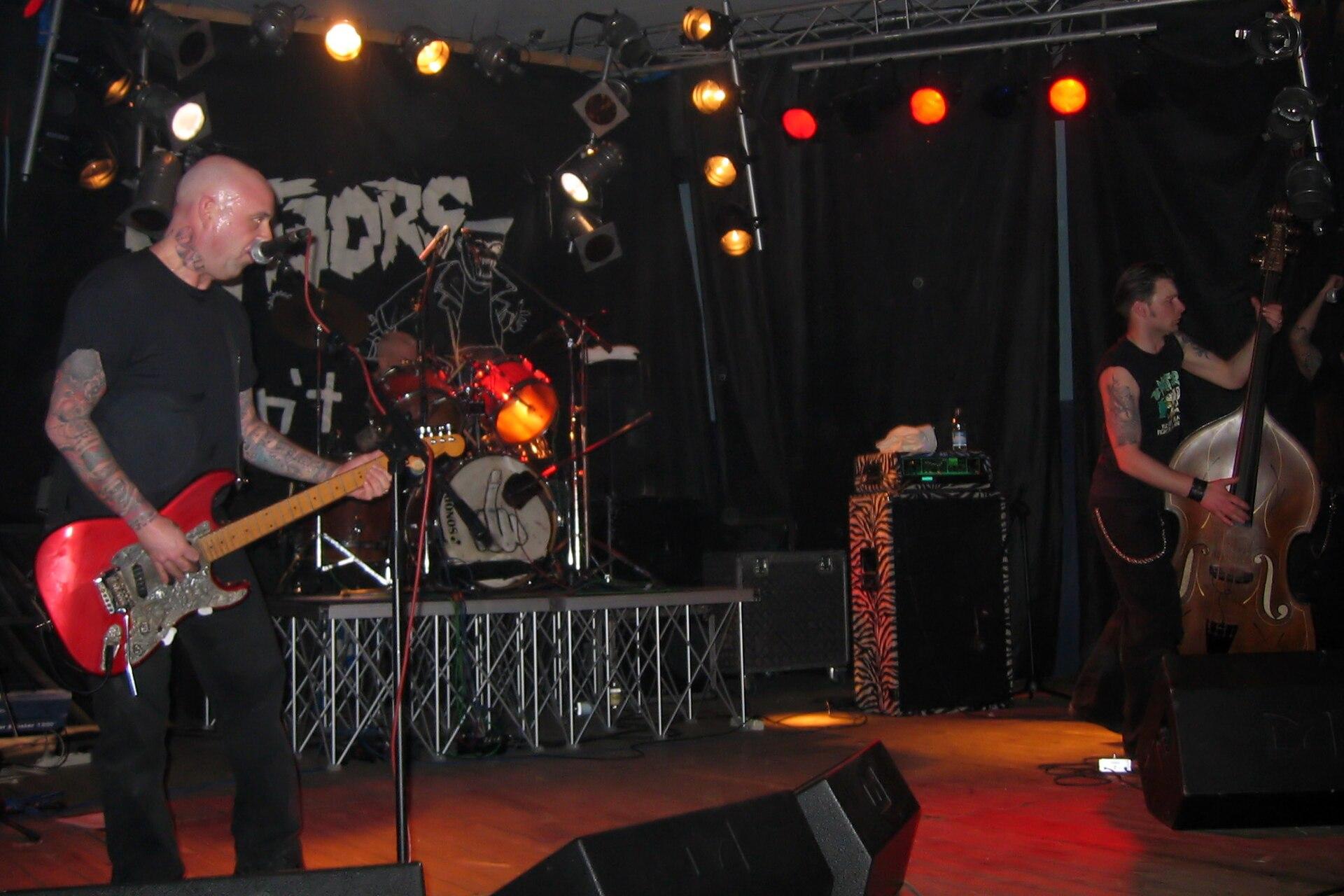 The Meteors British Band Wikipedia