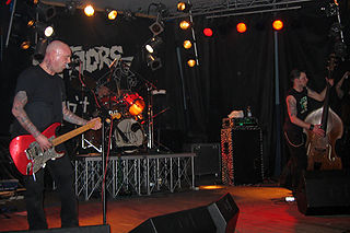The Meteors British Psychobilly Band