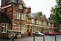The Old Station, Welshpool - geograph.org.uk - 710563.jpg
