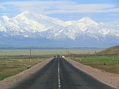 The Pamirs with Lenin Peak from Sary-Tash.jpg