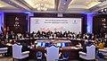 The Prime Minister, Shri Narendra Modi addressing the Plenary Session of ASEAN-India Commemorative Summit, in New Delhi on January 25, 2018.jpg