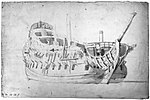 The Resolution, third rate built in 1667, by Willem van de Velde.jpg
