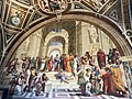 The School of Athens (Scuola di Atene), Vatican Museums • Musei Vaticani (46074873914).jpg