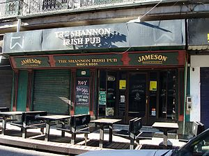 Irish Uruguayan - The Shannon Irish Pub