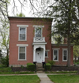 Smith–Johnson House - Image: The Smith Johnson House