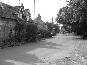Rougham, Norfolk - Image: The Street geograph.org.uk 39888