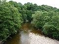The Swale downstream of Mercury Bridge - geograph.org.uk - 1943551.jpg