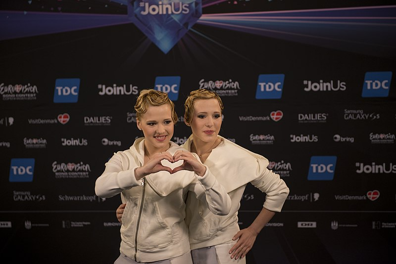 File:The Tolmachevy Sisters, ESC2014 Meet & Greet 22.jpg