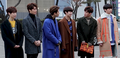 The Uni+ (Hoonnam's) going to a Music Bank recording in January 2018 02.png