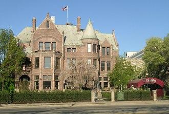 David Whitney House - The David Whitney House