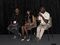 The Wikipedia Awareness Campaign Panel at Wikimania 2018 by Sam Oyeyele-1.jpg