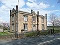 The former estate office, West Bretton - geograph.org.uk - 797782.jpg