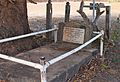 The grave site of Samuel Thompson, Musgrave Station, Queensland Australia.jpg
