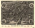 The heart of St. Louis. LOC 75694666.jpg