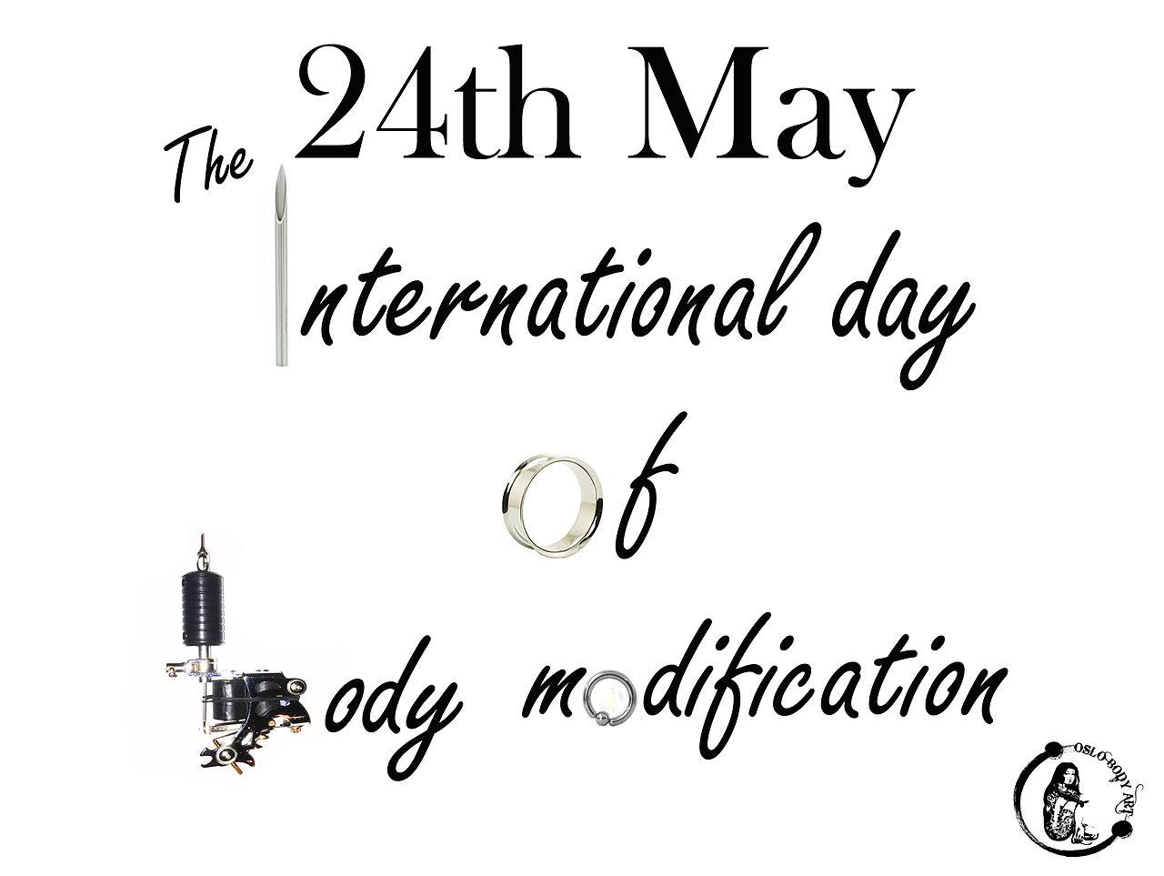 File The International Day Ogf Body Modification Logo Body Art Jpg Wikimedia Commons