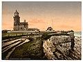 The lighthouse, Hunstanton, England-LCCN2002696813.jpg