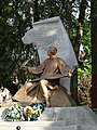The monument to Mikhail Verbitsky (Ukraine - Lviv) - 02.jpg