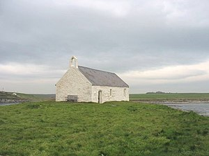 Thomas Bowles - St Cwyfan's chapel, Llangwyfan, part of St Beuno's benefice, where the curate John Griffith said he never saw Bowles conduct a service
