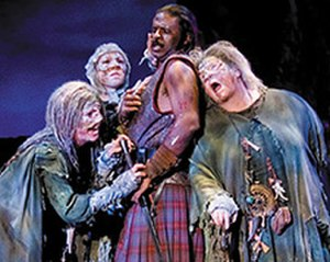 Alabama Shakespeare Festival - Production of The Tragedy of Macbeth during the 2004 season of the festival.