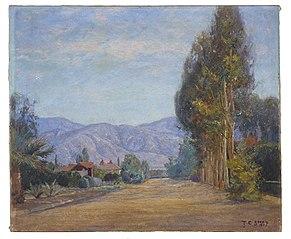 Hills Near Redlands, California