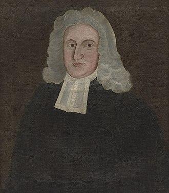 Thomas Bradbury Chandler - Portrait from Yale Art Gallery
