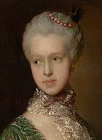 Elizabeth Wrottesley festménye