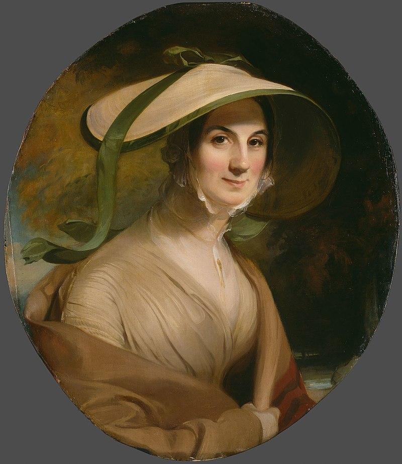 Томас Салли - миссис Джордж Линген - 1917. 264 - Художественный институт Чикаго.jpg