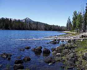 Image illustrative de l'article Thousand Lakes Wilderness