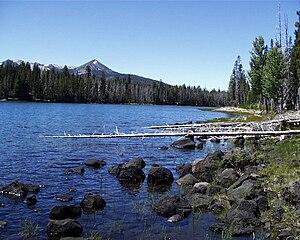 Thousand Lakes Wilderness - Image: Thousand Lakes Wilderness