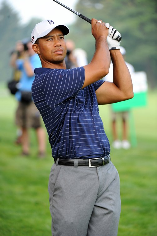 Tiger Woods - AT&T National tournament 2009