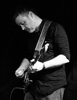 Tim Gane English musician