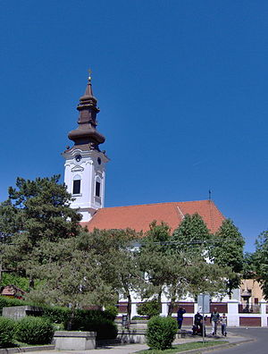 Titel - Image: Titel Orthodox Church