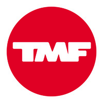 The Music Factory - Logo of the Flemish TMF channel