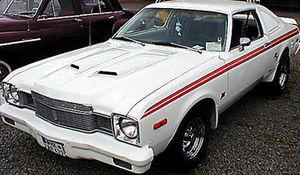Dodge Aspen - Modified R/T coupe