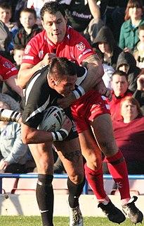 Toa Kohe-Love New Zealand rugby league footballer
