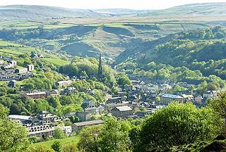 Todmorden Market town and civil parish in the Upper Calder Valley in Calderdale, West Yorkshire, England