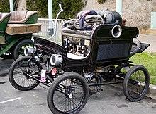 Stanley Steamer Car >> Steam car - Wikipedia