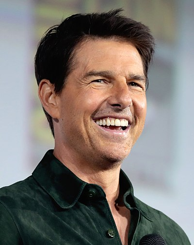 Tom Cruise, American actor and producer