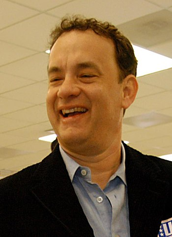 Tom Hanks, February 2004