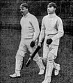 Tom Hayward and Jack Hobbs 1907.jpg