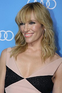 Toni Collette Australian actress and musician