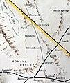 Tonopah and Tidewater Railroad route 1931.jpg