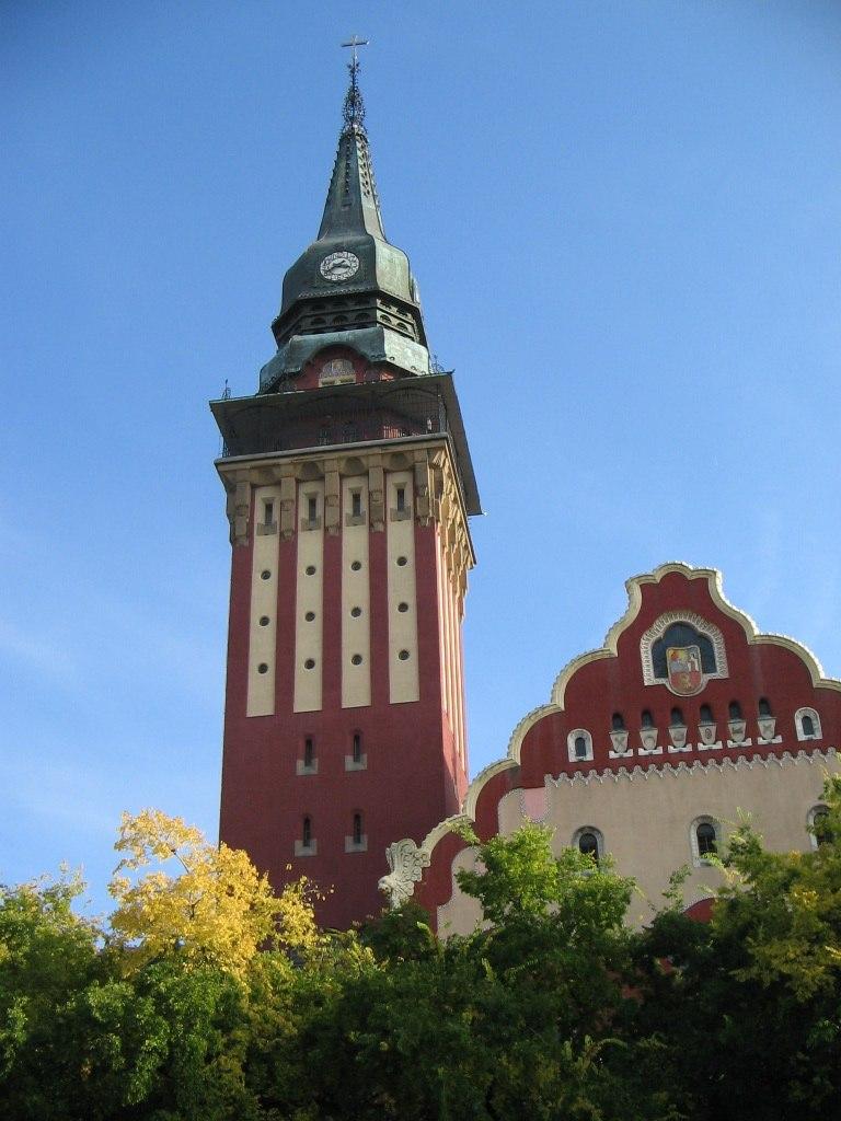 Toranj gradske kuće - panoramio