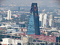 Torre Insignia, desde la Torre Latinoamericana.JPG