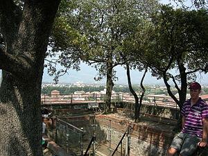 Guinigi Tower - Image: Torre guinigi 09
